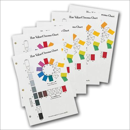 Munsell –  hvc color charts