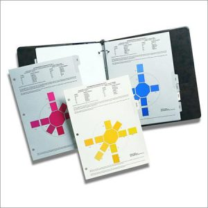 Munsell – color coding charts