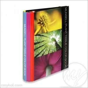 Munsell – plant tissue color charts book