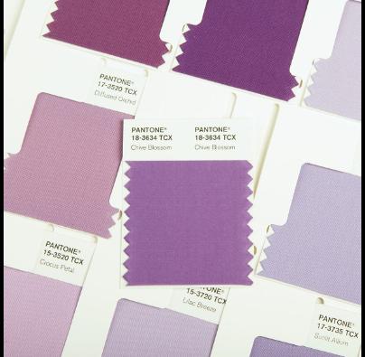 Pantone cotton swatch library 210 nuovi colori
