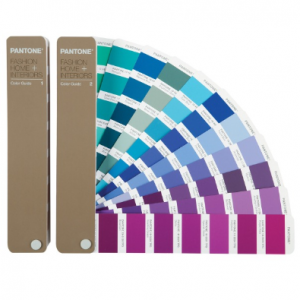 New  pantone color guide fashion, home&interiors