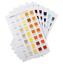 Pantone cotton planner 210 nuovi colori