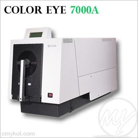 Spettrofotometro x-rite – coloreye 7000a
