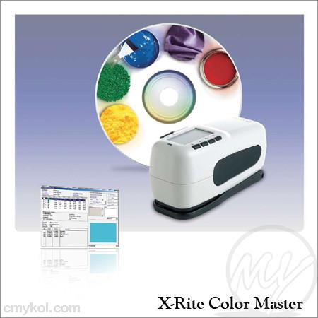 Software x-rite – color master