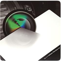 X-rite – mini white balance card