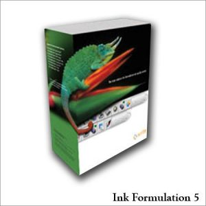 Software x-rite – ink formulation