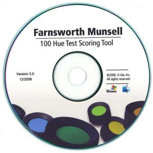 Munsell – fm 100 hue test
