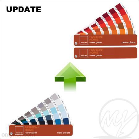 Pantone – color guide update