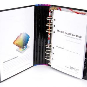 Munsell – bead color book
