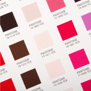 New!!  pantone cotton planner