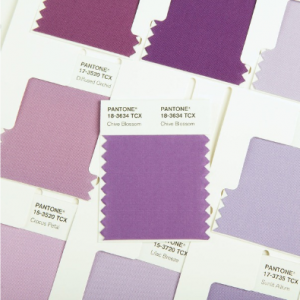 New pantone cotton swatch library
