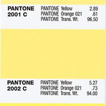 Pantone – color bridge uncoated
