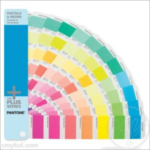 Pantone – pastels & neons c/u