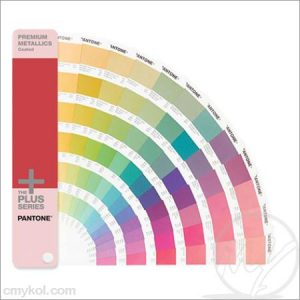 Pantone – premium metallics coated