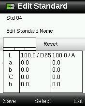 Spettrocolorimetro x-rite – rm200qc