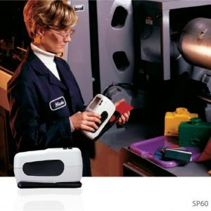 Spettrofotometro x-rite – sp60