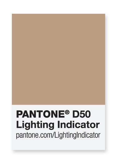 Pantone – light indicator stickers d50